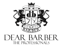 Dear barber logo